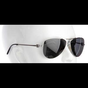 Tiffany & Co. Tinted Aviator Sunglasses!